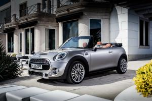Mini Cooper S Cabrio Open 150 Edition 2016 года